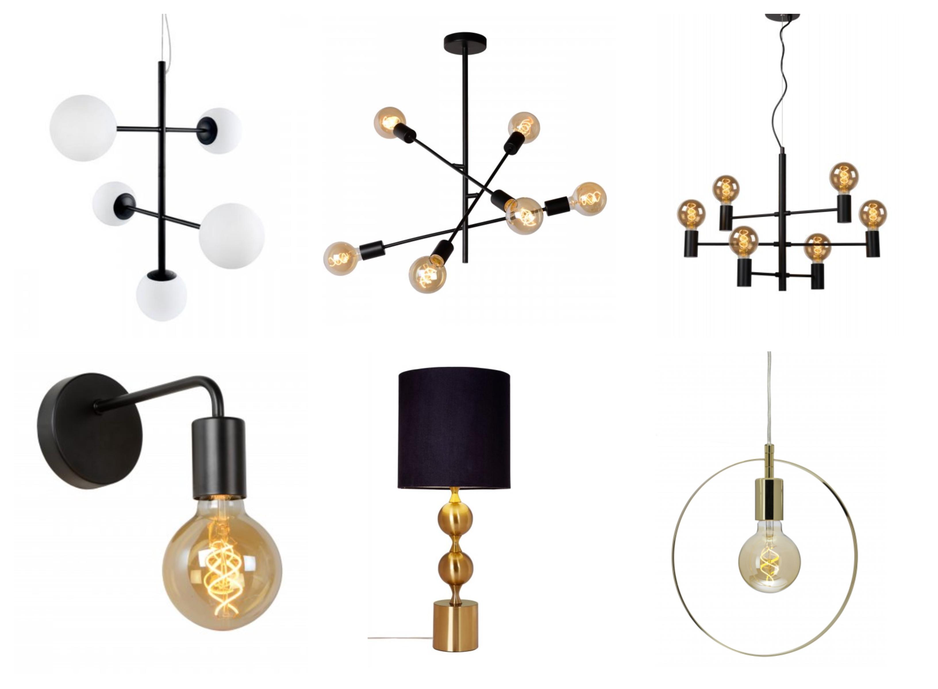 Nya lampor till hemmet Emma Jennie blogg Lifestyle