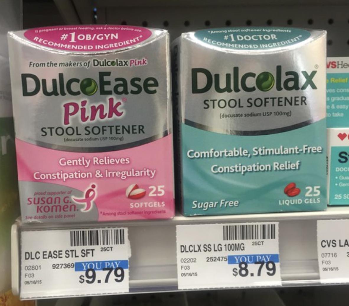 vad är rosa skatter - prisskillnad